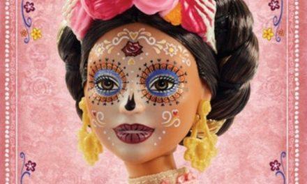 BARBIE CELEBRA EL DÍA DE MUERTOS EN HONOR A MÉXICO