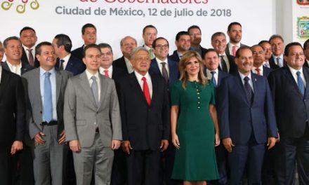 LÓPEZ OBRADOR, TERCO Y TESTARUDO MINIMIZA SALIDA DE GOBERNADORES DE CONAGO