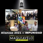 CON EL HAMBRE DE HACER ALIANZAS PARA 2021, PREPARASE PARA EL PACTO DE IMPUNIDAD MÁS GRANDE DE LA HISTORIA EN NUEVO LEÓN, EL SILENCIO ANTE CORRUPCIÓN SERÁ SELLO