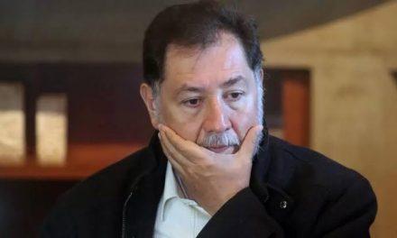 GERARDO FERNÁNDEZ NOROÑA ABANDONA SESIÓN TRAS PRESENTAR SÍNTOMAS DE COVID-19; NO LE GUSTA USAR CUBREBOCAS