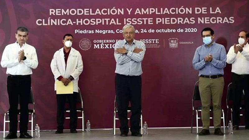 """PERSISTE AMLO CONTRA FARMACÉUTICAS Y SUS """"CHANTAJES"""""""