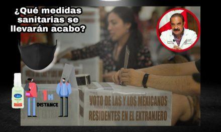 COMO BUEN MEXICANO TODO A ÚLTIMA HORA; ELECCIONES 2021 SIGUEN SIN TENER UN PROTOCOLO DE SALUD ESTABLECIDO