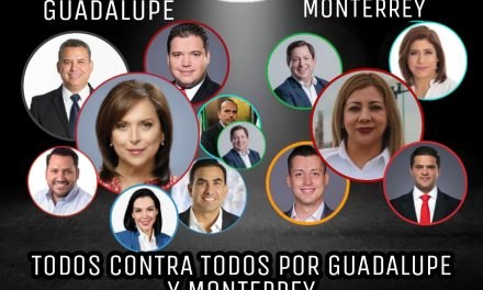 GUADALUPE Y MONTERREY LAS ALCALDÍAS MÁS REÑIDAS DE NUEVO LEÓN
