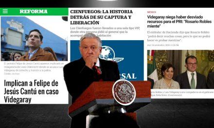 LOS PROCESOS PENALES INICIADOS POR LA ADMINISTRACIÓN DE ANDRÉS MANUEL LÓPEZ OBRADOR EN REALIDAD BUSCAN ESCLARECER LA CORRUPCIÓN O ES UNA PERSECUCIÓN POLÍTICA CON TINTES ELECTORALES AL 21