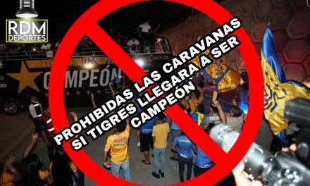 LOS HACEN ESPERAR UNA ETERNIDAD PARA GANAR LA CONCACAF LIGA DE CAMPEONES, PERO NO PODRÁN FESTEJARLA SI GANAN, ¡LASTIMA 'TIGRILLOS'!