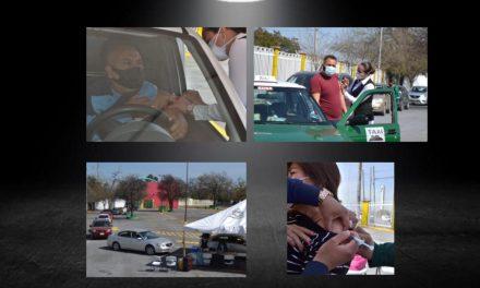 CONTINUAN MÓDULOS DE DRIVE THRU, AHORA EN EL PARQUE ESPAÑA