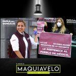 PAOLA GONZÁLEZ LA MUJER QUE NO TIENE MIEDO A PELEAR POR SUS COMPAÑERAS